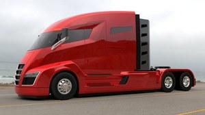 """Ten """"tir"""" zmieni świat? Amerykanie opracowali ciężarówkę przyszłości"""