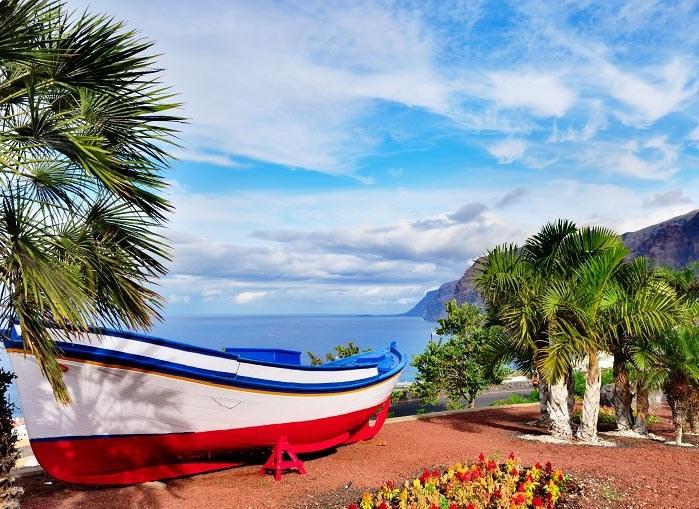 Teneryfa jest największą wyspą archipelagu Wysp Kanaryjskich /Picsel /123RF/PICSEL