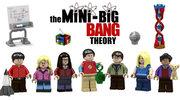 """""""Teoria wielkiego podrywu"""" w wersji LEGO!"""