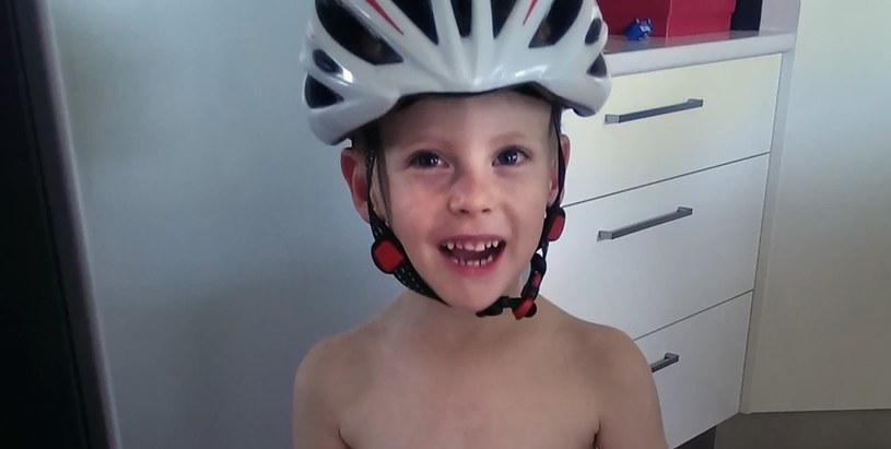 Teraz Jamie ma już 5 lat i jest zdrowym dzieckiem /YouTube