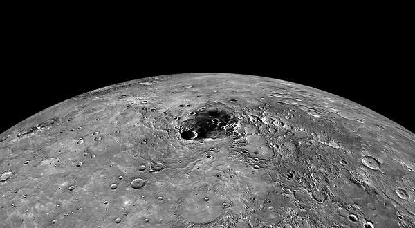 Teraz każdy może nazwać 5 kraterów na Merkurym /NASA