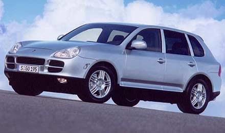 Terenowe Porsche! /INTERIA.PL