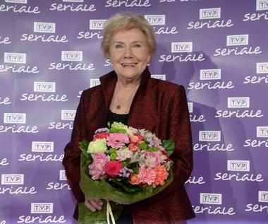 "Teresa Lipowska - Barbara Mostowiak z ""M jak miłość"" - kończy 80 lat"