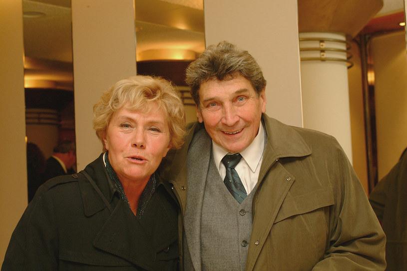 Teresa Lipowska i Tomasz Zaliwski (2001) /AKPA