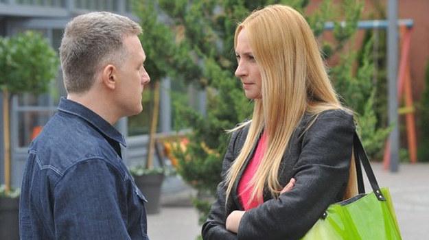 Teresa weźmie sprawy w swoje ręce i postanowi porozmawiać z Marią! /www.mjakmilosc.tvp.pl/