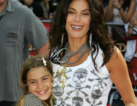 Teri Hatcher z córką /AFP