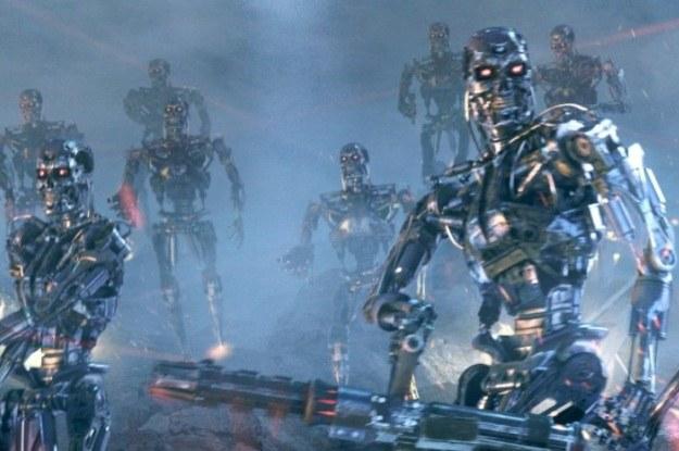 Terminatorzy to dzieło sieci Skynet /materiały prasowe