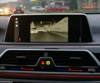 Termowizja w samochodzie – czym jest asystent jazdy nocnej?