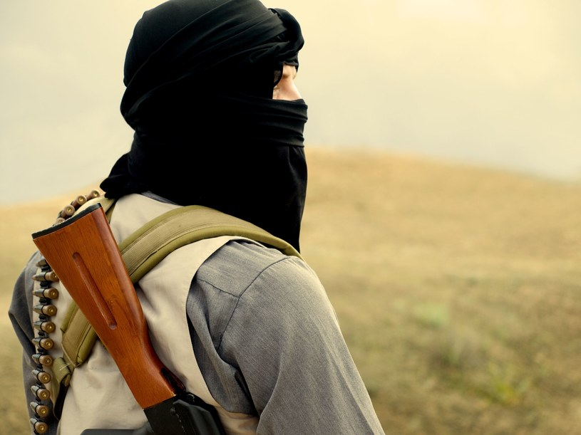 terrorysta /123RF/PICSEL