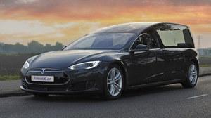 Tesla Model S w wersji karawan