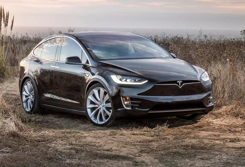 Tesla model X /