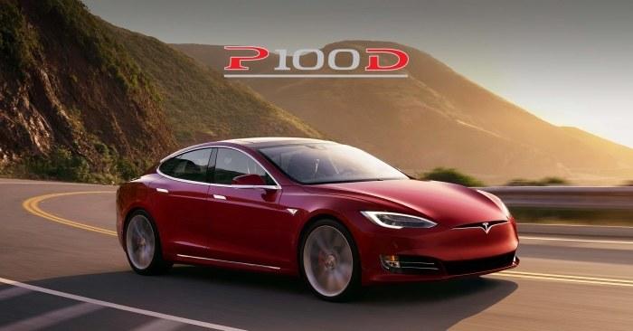 Tesla S P100D - najszybszy samochód elektryczny świata /INTERIA.PL/informacje prasowe