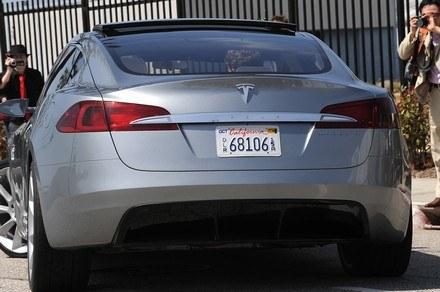 Tesla S /AFP
