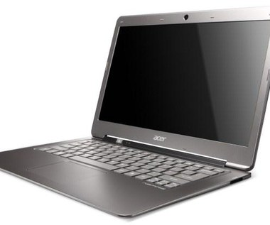 Test Acer Aspire S3 - ultrabook dla mas