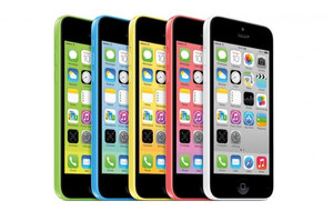 ​Test Apple iPhone 5c - plastikowy skok w bok