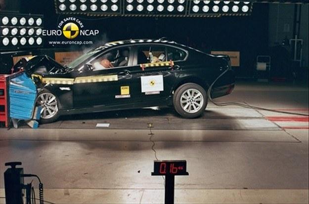 Test BMW serii 5 /