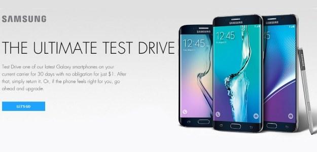 Test Drive Samsunga /materiały prasowe