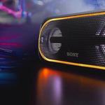 Test głośnika przenośnego Sony SRS-XB40