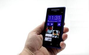 Test HTC Windows Phone 8X