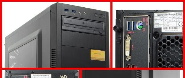 Test Komputronik IEM Champion 2016 X001 - gotowy na e-sport i VR