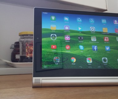 Test Lenovo Yoga Tablet 2 - tablet z podstawką