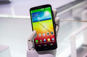 Test LG G2 - bez przycisków