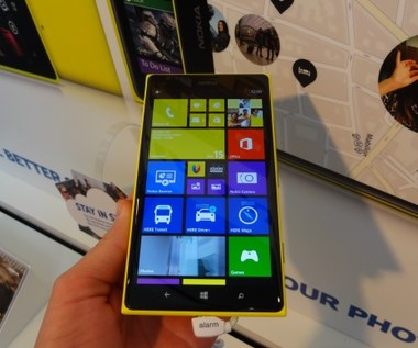 Test Nokia Lumia 1520: 6-calowy Windows Phone