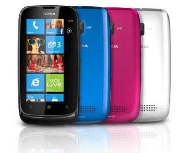 Test Nokia Lumia 610 - cukierowy smartfon