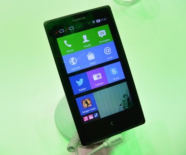 Test Nokia X - Android po fińsku