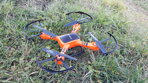Test Overmax X-Bee Drone 3.5