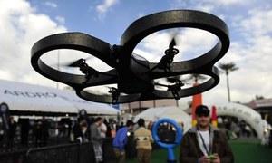 Test Parrot AR.Drone 2.0 - czterośmigłowy dron z kamerą