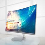 Test Samsung CF591 - zakrzywiony monitor