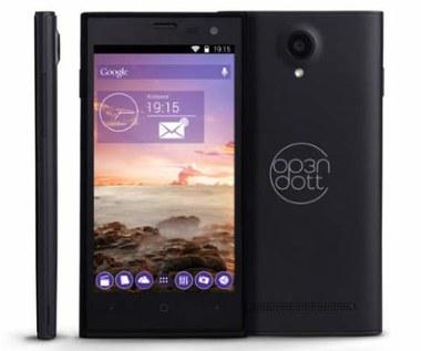 Test smartfonu z Tesco - Op3n Dott