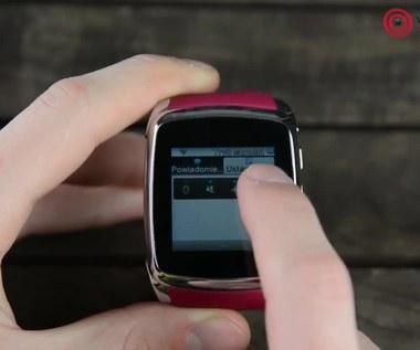 Test: Smartwatch z Biedronki - Hykker Chrono