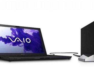 Test Sony Vaio Z21 - tańczący z ultrabookami