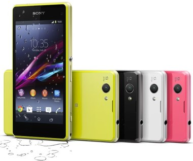 Test Sony Xperia Z1 Compact - mały, ale wariat