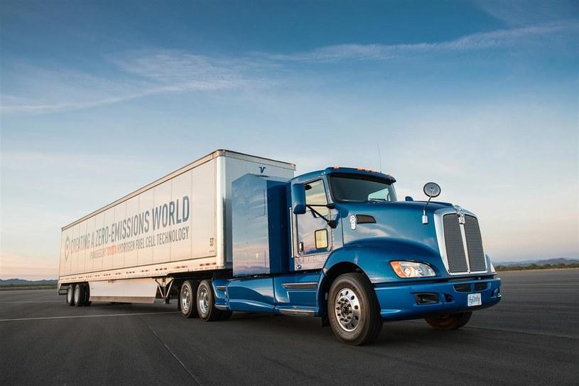 Testowa ciężarówka ma ponad 670 KM mocy /INTERIA.PL/informacje prasowe