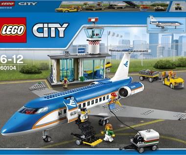 Testujemy terminal pasażerski LEGO City