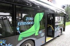 Testy elektrycznego autobusu. Mógłby wozić turystów do Morskiego Oka