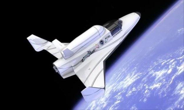 Testy rakietoplanu Lynx mają odbyć się w przyszłym roku /materiały prasowe