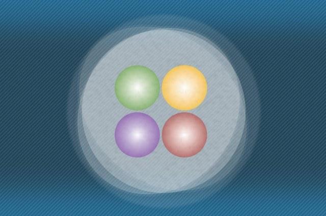 Tetrakwarki nie występują w przyrodzie, ale naukowcy potrafią je wytwarzać /Fot. Fermilab /materiały prasowe