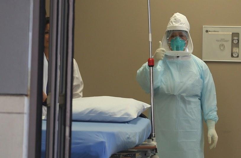 Texas Health Presbyterian Hospital /AFP