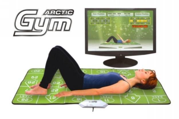 The Arctic Gym - zamiast Wii Sports /materiały prasowe