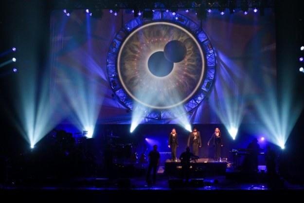 The Australian Pink Floyd Show w akcji /fot. Bartosz Nowicki/www.bartosznowicki.pl