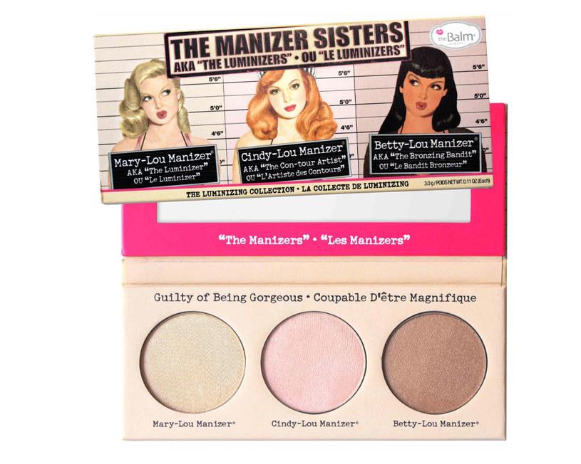 The Balm paleta The Manizer Sisters /Styl.pl/materiały prasowe