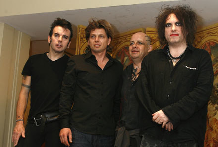 The Cure /arch. AFP