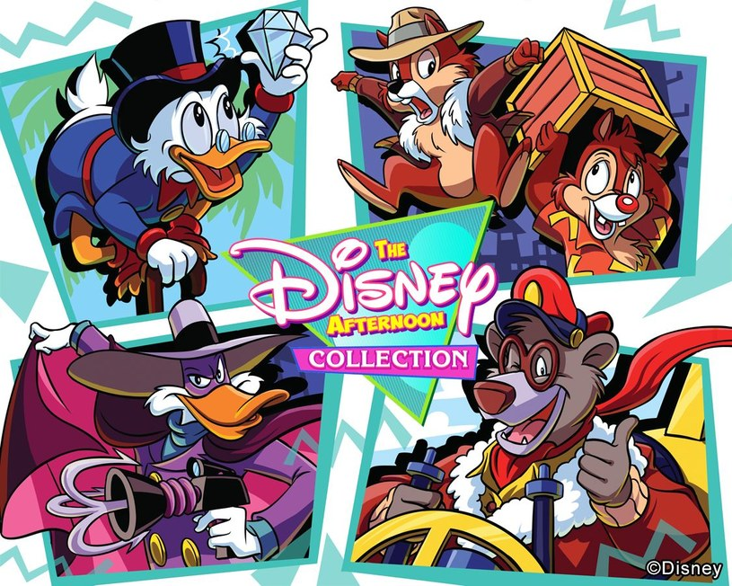 The Disney Afternoon Collection /materiały prasowe