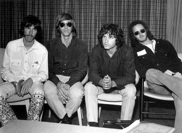 The Doors w 1968 roku fot. Central Press /Getty Images/Flash Press Media