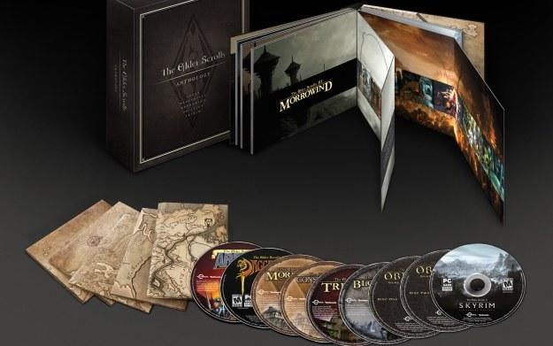 The Elder Scrolls Anthology /materiały prasowe