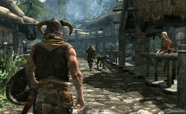 The Elder Scrolls: Skyrim /materiały prasowe
